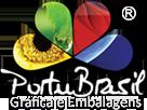 Sacolas Personalizadas - Portu Brasil