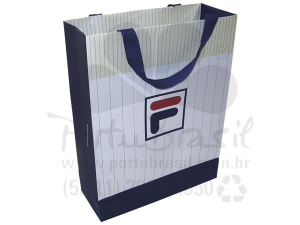 Quais os tipos de alças mais usadas para sacolas personalizadas?