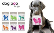 Embalagens ecologicas e sustentáveis para fezes de cachorro