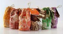 Embalagem de caramelos para exportação