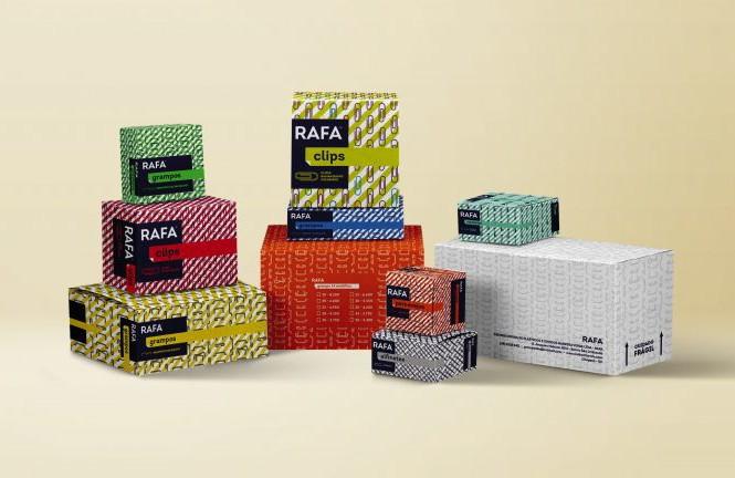 Design de embalagens para Indústria